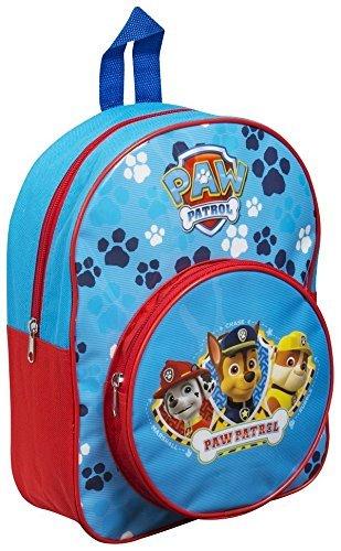 (Paw Patrol niedliche Kinder Rucksack mit Fronttasche für Schule oder Kindergarten)