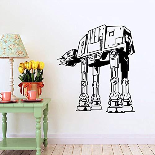 ba1ae435b60e2 SS Sticker Mural Star Wars Star War Personnage Stickers muraux décoration  de Salon Autocollants de décoration