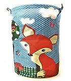 Kinderzimmer Utensilo Box Spielzeug Wäsche Korb Aufbewahrung Fuchs Wald Tiere