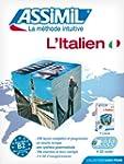 L'Italien ; Livre + CD Audio (x4)