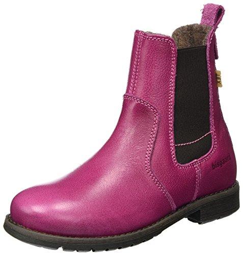 Bisgaard Unisex-Kinder Schlupfstiefelette Stiefel, Pink (4003 Pink), 36 EU