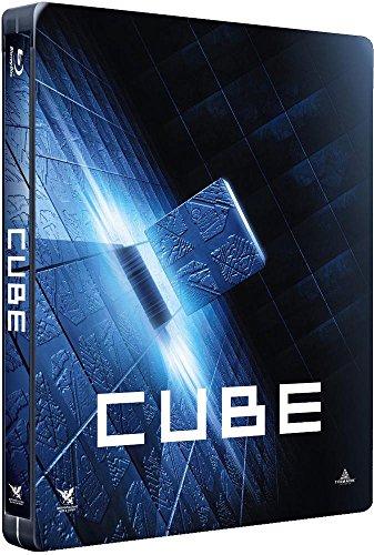 Cube [Édition boîtier SteelBook] [Édition SteelBook]
