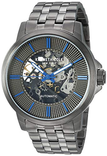 Kenneth Cole New York Men's Analog Quartz Watch with Stainless-Steel Strap KC50690001