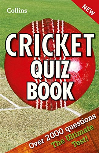 Collins Cricket Quiz Book por Collins