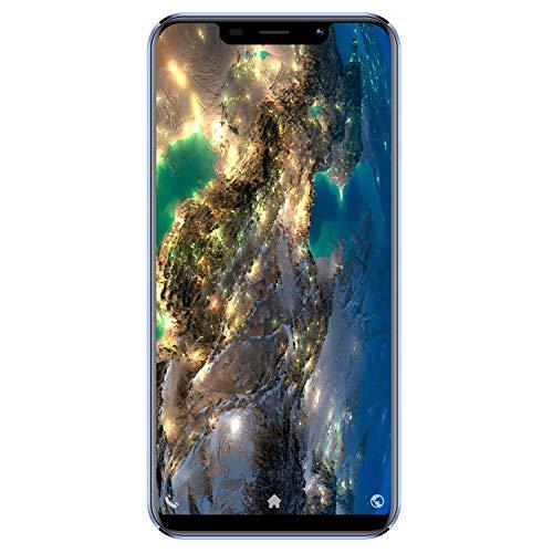 moviles libres baratos (Spiphone Note 9 - 2019) 3GB RAM - 32GB ROM Cámara  13MP - 3800mAh 5 85 Pulgadas 19:9 1512 * 720 Pixel HD+ pantalla smartphone