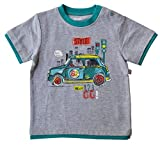 Short Sleeve T-Shirt With Print 100% Cot...