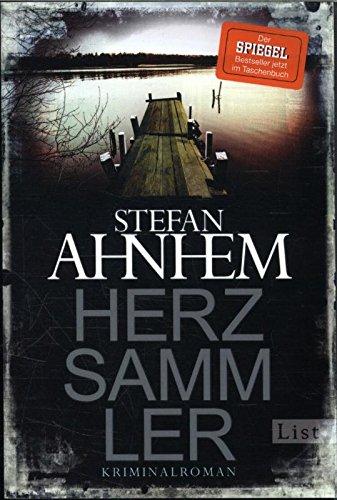 Buchcover Herzsammler: Kriminalroman (Ein Fabian-Risk-Krimi, Band 2)
