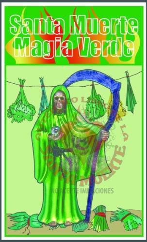 Santa Muerte Magia Verde
