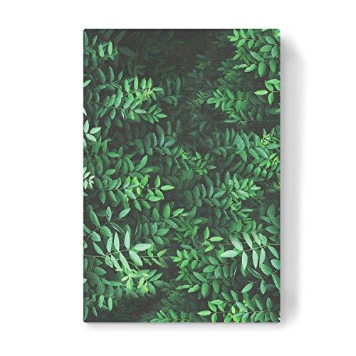 artboxONE Leinwand 60x40 cm Festivals Tropical Forest von Sail and Swan