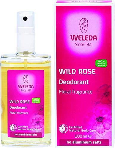 Weleda Wild Rose Deodorant 100ml