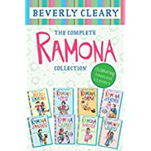 The Complete Ramona Collection: Beezus and Ramona, Ramona the Pest, Ramona the Brave, Ramona and Her Father, Ramona and Her Mother, Ramona Quimby, Age ... Forever, Ramona's World (English Edition)