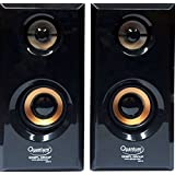 Quantum QHMPL QHM630 2.0 Multimedia Speakers (Color may Vary)