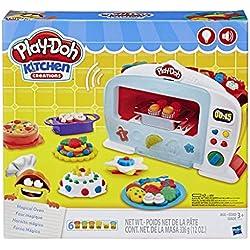 Play-Doh - Pate A Modeler - Le Four Magique