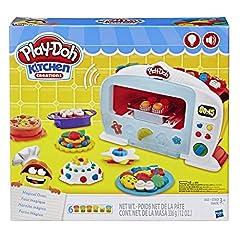 Idea Regalo - Play-Doh - Il Magico Forno, B9740EU4