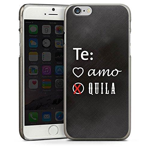 Apple iPhone 6 Housse Outdoor Étui militaire Coque Fête Amour Amour CasDur anthracite clair