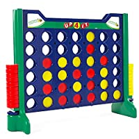 Big Game Hunters 519 Up 4 It Giant Connect 4 Counters Game, 1.1 Metres Tall x 1.46 Metres Wide