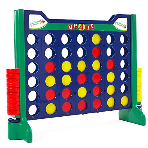 Big Game Hunters - Riese Up 4 It - Garten 4 in Reihenspiel - 110cm hoch x 146cm breit