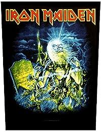 Wolfszeit–Parche para espalda Live After Death de Iron Maiden