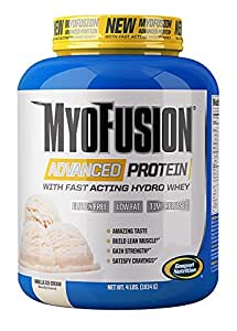 Gaspari Nutrition Myo Fusion Advanced Protein - 1.8 kg (Vanilla Ice Cream)