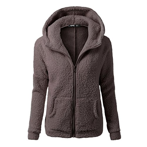 MTTROLI Women Casual Long Hoodies Sweatshirt Coat Pockets Zip Up Outerwear Hoody Long Jumpers Womens Plus Size Tops
