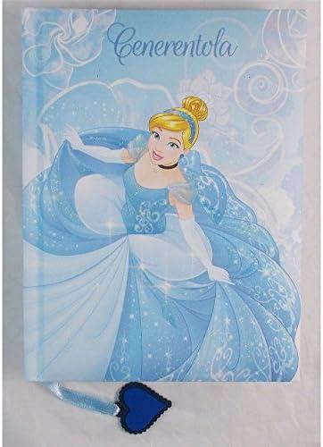 Disney Les Princesses Cendrillon Journal Journal Journal Standard de 12 mois B01FSZGUXM | Réduction  8202e9