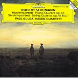 Schumann: Piano Quintet / String Quartet No.1