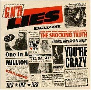 G N R Lies by Guns N Roses