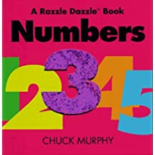 Numbers (Razzle Dazzle Book) by Chuck Murphy (1997-06-01)