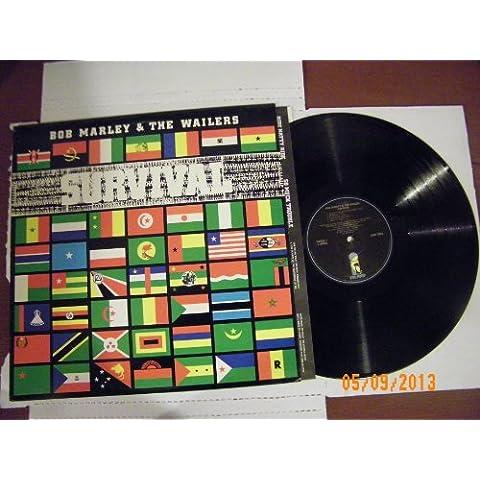 Bob Marley & The Wailers / Survival