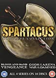 Spartacus: The Complete Collection [DVD] [Import anglais]