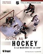 Jouer au hockey à la manière de la LNH de Sean Rossiter