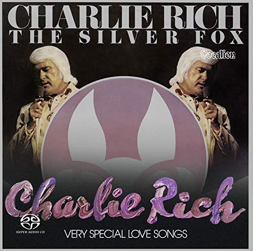 Charlie Rich - The Silver Fox & Very Special Love Songs [SACD Hybrid Multi-channel] - Fox Hybrid