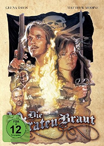 Die Piratenbraut - Mediabook (+ DVD) [Blu-ray] [Limited Edition]