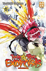 Twin star exorcists Edition simple Tome 6