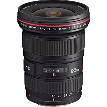 Canon Objectif zoom grand angle EF 16-35 mm f/2,8L II USM