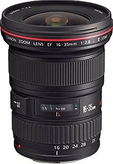 Canon EF16-35mm f/2.8L II USM - Objetivo para Canon (Distancia Focal 16-35mm, Apertura f/2.8-22, Zoom óptico 2X,diámetro: 82mm) Negro (B000NSHPG6) | Amazon price tracker / tracking, Amazon price history charts, Amazon price watches, Amazon price drop alerts