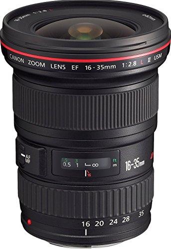 Great Buy for Canon EF 16-35 mm f/2.8L II USM Lens – Black