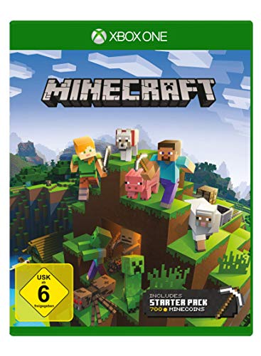 Minecraft Starter Collection - [Xbox One]