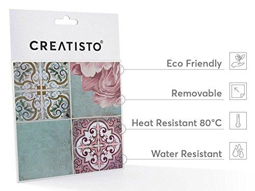 Piastrelle mosaico adesive | Piastrelle autoadesive adesivi per ...