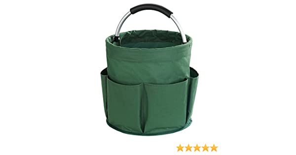 WENKO Universal caddy for cleaning utensils green