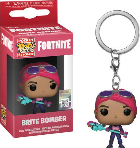 Funko Key Chain: Fortnite: Brite Bomber
