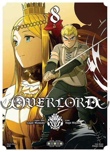 Overlord Edition simple Tome 8