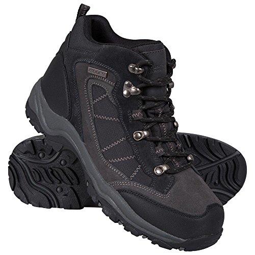 Mountain Warehouse ZapatosSenderismoMuyer Botas Calzado de Montaña Impermeable Explorer Carbón 39.5