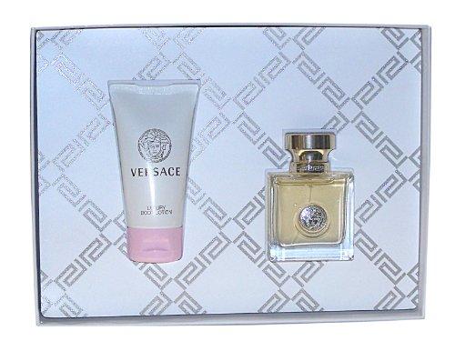VERSACE SIGNATURE woman Geschenkset, Inhalt: Eau de Parfum Spray 30 ml + Luxury Body Lotion 50 ml