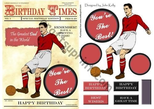 rtro-football-papa-anniversaire-de-a5par-john-kelly