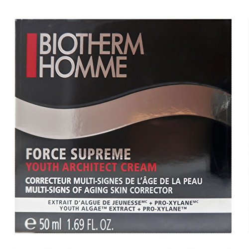BIOTHERM Homme Force Supreme Homme/Men, Youth Architect Cream, 1er Pack (1 x 50 g)