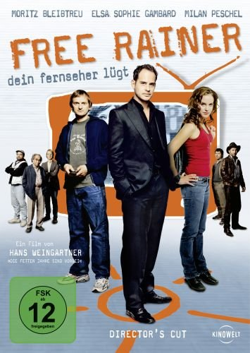 Preisvergleich Produktbild Free Rainer - Dein Fernseher lügt [Director's Cut]