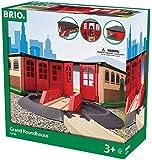 Brio - 33736 - Jeu De Construction - Grande Gare De Triage