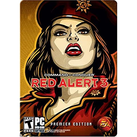 Command & Conquer Red Alert 3: Premier Edition - PC by Electronic Arts