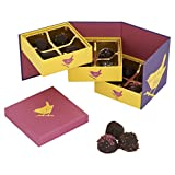 Jenny Wren BELGIAN CHOCOLATES - All Dark Collection Gift...